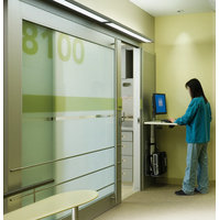 Horton Automatics division of Overhead Door Corporation image | Smoke-Rated Sliding Corridor