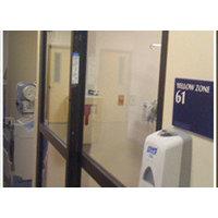 Horton Automatics division of Overhead Door Corporation image   Isolation/Pressure Room Sliding Door