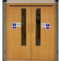 Horton Automatics division of Overhead Door Corporation image | Fire Door Swing Operator