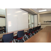 Glass Wall Movable Glass Panels image