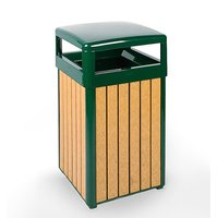 Large Capacity Litter Receptacle image