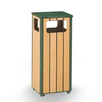 Trash and Ash Receptacles image