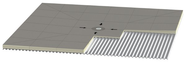 Hunter panels roofing and wall insulation - Tapee d isolation ...