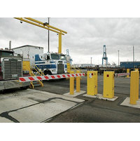 Industrial Hydraulic Traffic Control Barrier Arm Operator Overview image