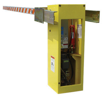 Industrial Hydraulic Traffic Barrier