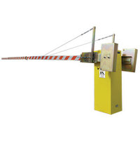 Industrial Hydraulic Traffic Barrier image