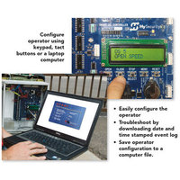 HySecurity Gate Operators image | Smart DC Controllers