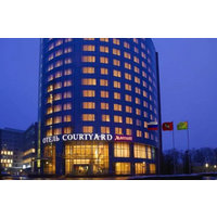 Penetron Waterproofs The Newest Courtyard Marriott Hotel In Russia image
