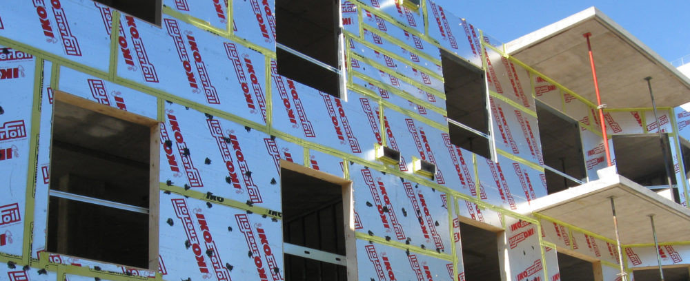 Non-Permeable Polyiso Wall Insulation