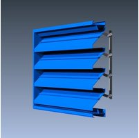 Adjustable and Combo Louvers image