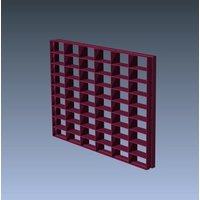 Industrial Louvers image | Decorative Grilles, Decorative Screens
