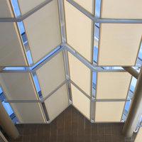 Operable Light Shelves image