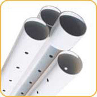 Municipal Sewer Pipe and Fittings - Perforated Building Sewer Pipe image