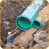 Municipal Sewer Pipe and Fittings image
