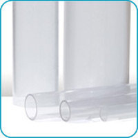Process Piping Systems - High Pressure Clear PVC Pipe image