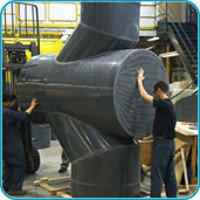 Process Piping Systems - PVC & CPVC Ventilation Duct	 image