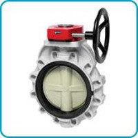 Thermoplastic Valves - Butterfly Valves image