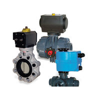 Thermoplastic Valves - Valve Actuation	 image