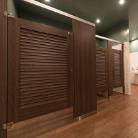 Louvered Partitions image