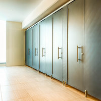Ironwood Manufacturing, Co. - Toilet Partitions image | Solid Surface Partitions