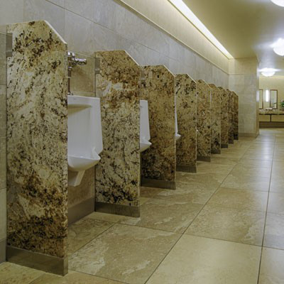 Custom Toilet Partitions