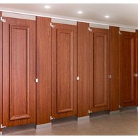 Ironwood Manufacturing, Co. - Toilet Partitions image | Full Height (Oversize)
