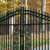 Ornamental Swing Gates image