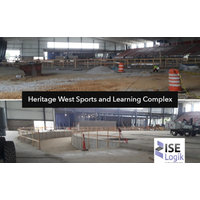 Heritage West Athletic & Learning Complex image