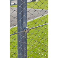 Webnet Stainless Steel Fences image
