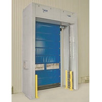 HCR Hybrid Doors:  AC & CAC with Roll-up Doors image