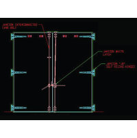 STC 49 Swing Door - Single & Double image