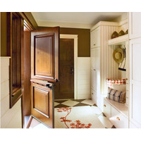 Custom Wood Dutch Exterior Door  image