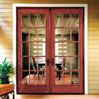 Aurora® Custom Fiberglass Swinging Patio Door  image