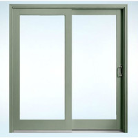 Custom Collection Sliding Wood Patio Door image