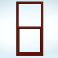 Premium Vinyl Single-Hung Window image