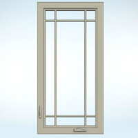 Premium Vinyl Casement Window image