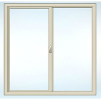Premium Vinyl Sliding Window image