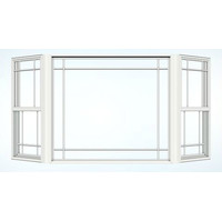Premium Vinyl Bay Window image
