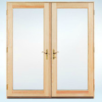 Siteline EX Swinging Wood Patio Door image
