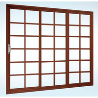 Premium Vinyl Sliding Patio Door  image