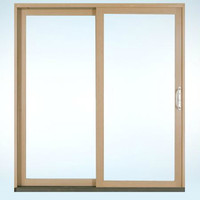 W-4500 Clad-Wood Sliding Patio Doors image