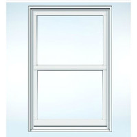 Tradition Plus Wood Double-Hung Window image
