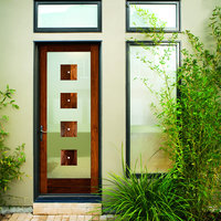 Custom Wood Exterior Doors image