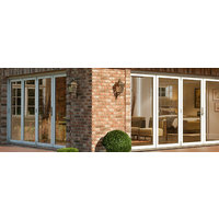 W-4500 Series Clad-Wood Patio Doors Brochure image