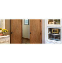 Flush Wood Composite Interior Doors image