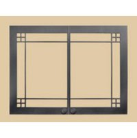 Homestead Doors - Fits: All FullView & FullView Modern Fireplaces & Inserts image
