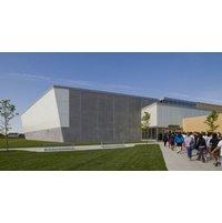 Kalwall Corporation image | Metea Valley High School Natatorium