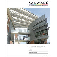 Kalwall Corporation image | Canopies and Walkways
