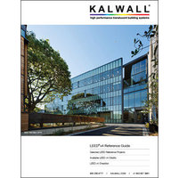 Kalwall Corporation image | LEED® v4 Projects