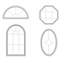 EcoShield Specialty Shapes Window image